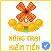 Nông Trại Kiếm Tiền -Chơi và kiếm tiền thật uy tín