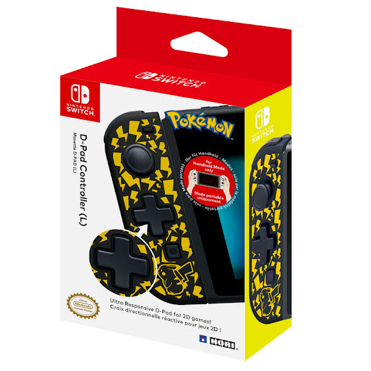Hori D-Pad Joycon Pokemon (Nintendo Switch)