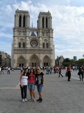 Photo: Cestou přes Sainte-Chapelle musíme navštívit Notre-Dame (Cathédrale Notre Dame de Paris)