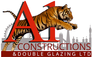 A1 Constructions & Double Glazing Ltd Logo