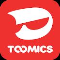 투믹스 - 웹툰 (무료웹툰/인기만화) icon