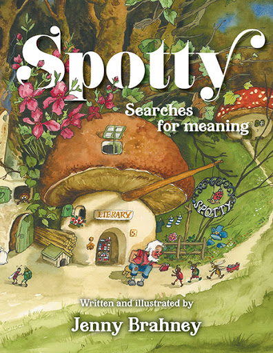 Spotty cover