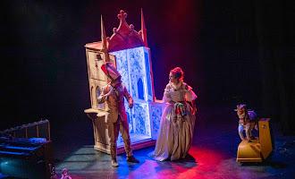 El Teatro Apolo viajó al Siglo de Oro con 'La Baltasara'