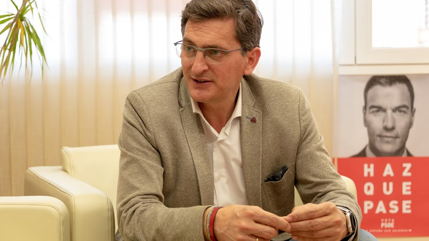José Luis Sánchez Teruel.