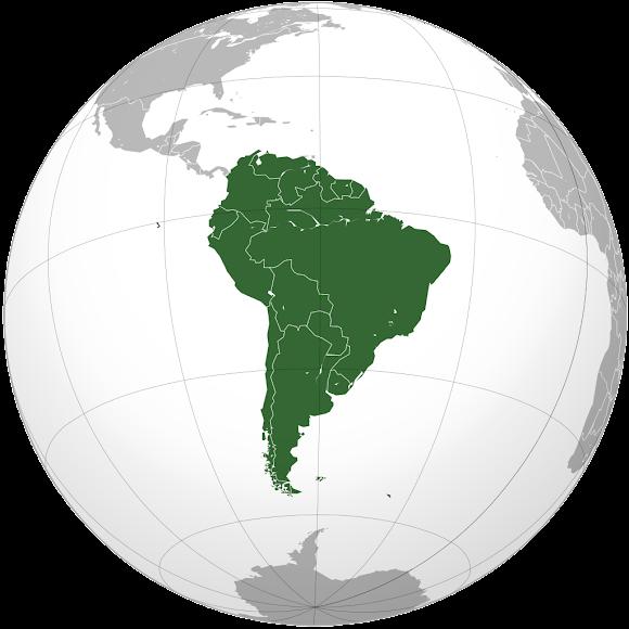 南美洲 South America beans