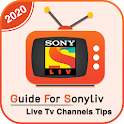 Guide for SonyLIV - Live Movies TV Shows & Tips icon
