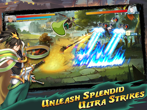 Light In Chaos: Sangoku Heroes [Action Fight RPG] - screenshot