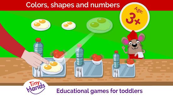 Puzzle games for toddlers