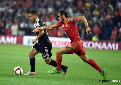 Eden Hazard révèle son pire match avec les Diables Rouges