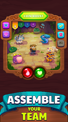PewDiePie's Pixelings - Idle RPG Collection Game 1.7.0 screenshots 3