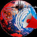 Earthquakes alert alarm icon