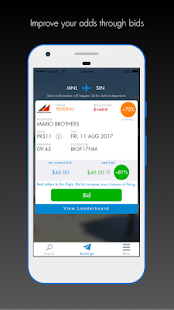 MyCape - Book Standby Flights- screenshot thumbnail