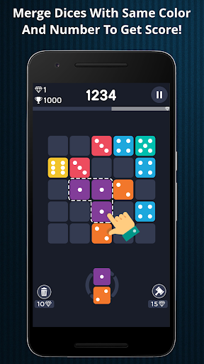 Dominoes Puzzle: Match & Merge 1.0 screenshots 3