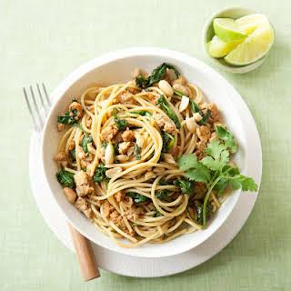 Spicy Szechuan Noodles.