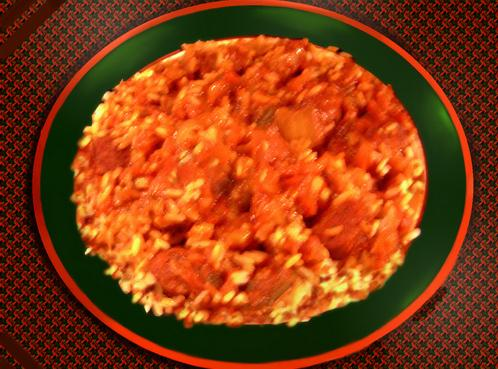 Creole Sauce And Rice Recipe