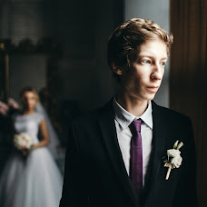 Wedding photographer Aleksandr Rudakov (imago). Photo of 09.11.2017