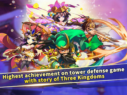 Tower defense of Three Kingdoms for PC-Windows 7,8,10 and Mac apk screenshot 6