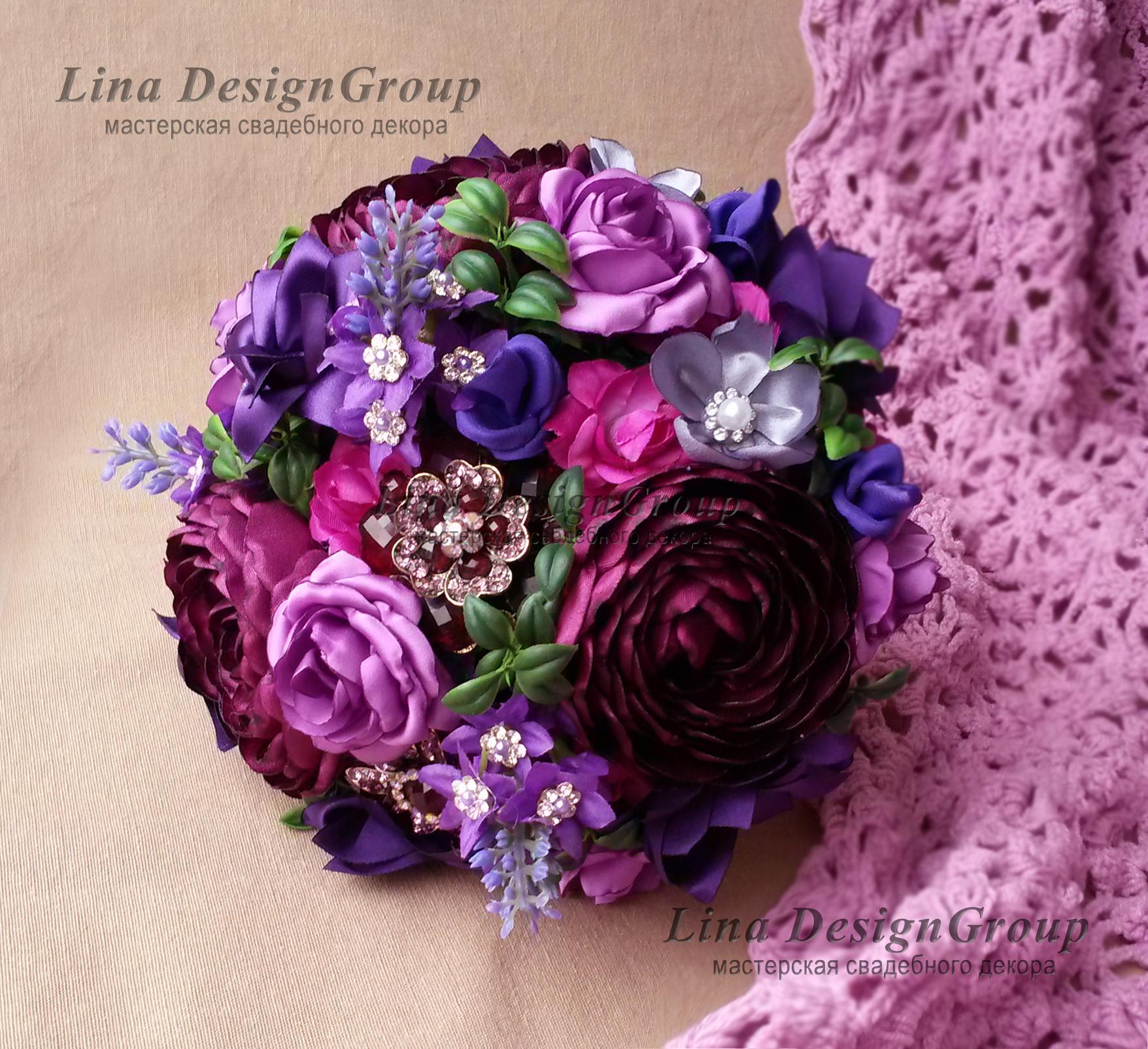 Мастерская свадебного декора Lina DesignGroup в Уфе