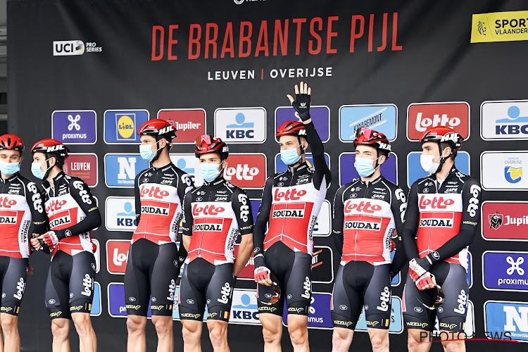 Lotto-Soudal kiest voor Wellens en Degenkolb in Ronde van Vlaanderen