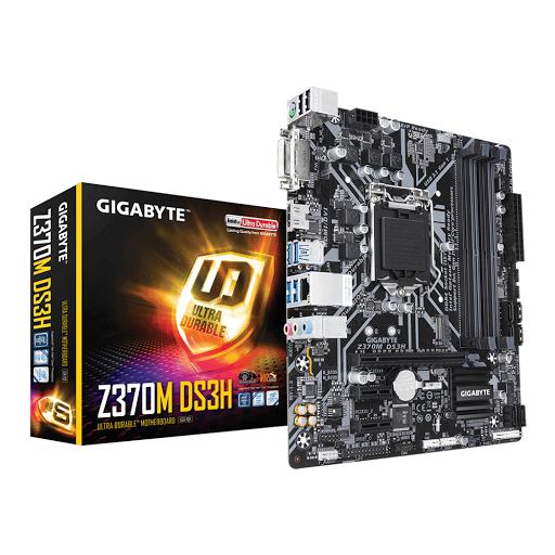 Bo mạch chính/ Mainboard Gigabyte Z370M-DS3H