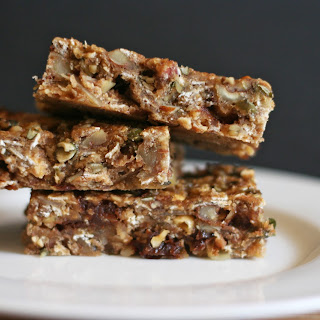 Honey-Nut Energy Bars