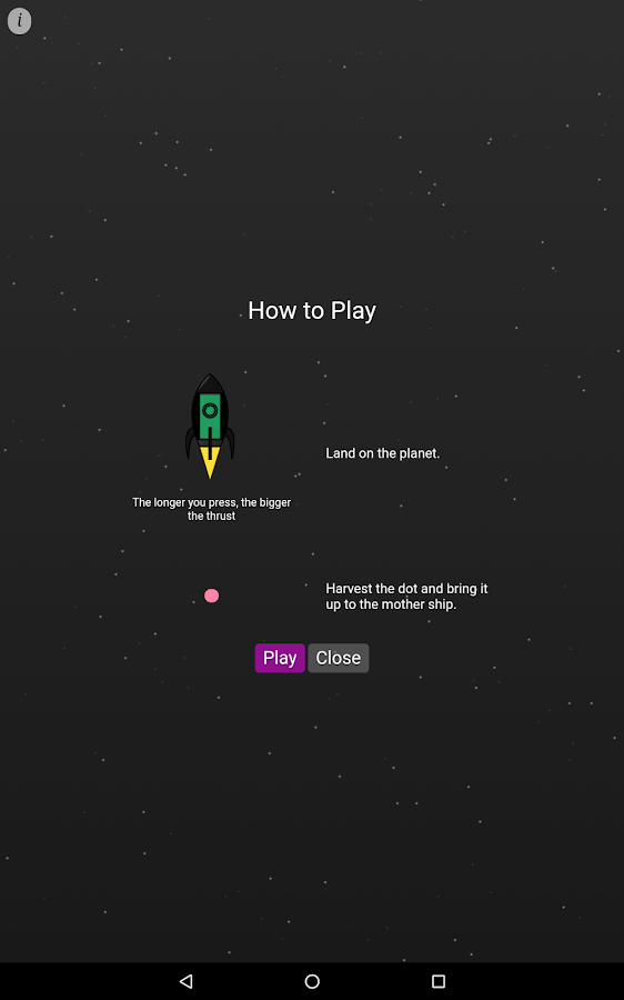 Lander - Free- screenshot