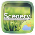 Scenery Weather Widget Theme icon