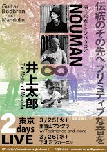 Photo: NOUMAN+井上太郎 フライヤー表 別案1 2014.03