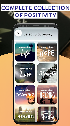 Bible Word Puzzle Games : Connect & Collect Verses 1.5 screenshots 8
