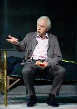 Photo: WIEN/ Kammerspiele der Josefstadt: SCHON WIEDER SONNTAG - zum 85 Geburtstag von Otto Schenk. Inszenierung: Helmut Lohner. Harald Serafin. Copyright: Barbara Zeininger