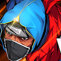 Ninja Hero - Epic fighting arcade game icon