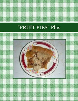 """FRUIT PIES""  Plus"