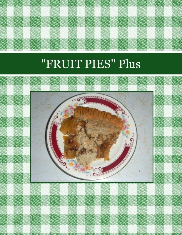 """""""FRUIT PIES""""  Plus"""