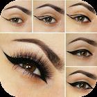眼部化妆教程一步一步 icon