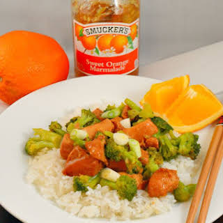 Slow Cooker Orange Chicken.