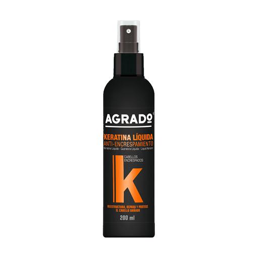 agrado keratina liquida anti-encrespamiento 200 ml