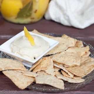 Preserved Lemon Hummus