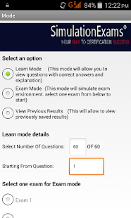 A+ Essentials 220-901 Exam Sim- screenshot thumbnail