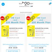 Buy H2O Plan App screenshot thumbnail