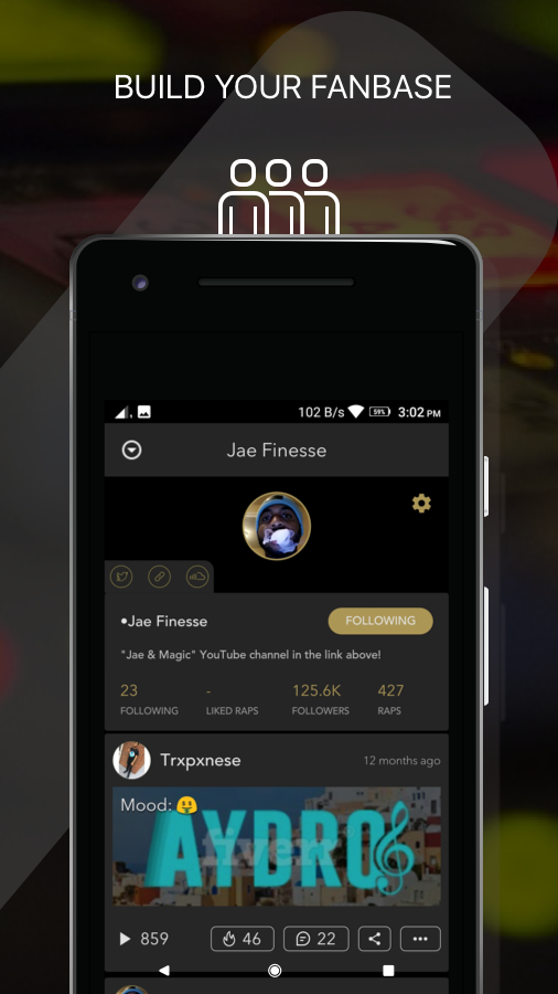Rap chat android release names