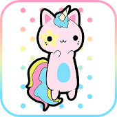 Unicorn Kawaii Jump