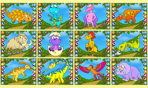 Dinosaur Connect the Dots PRO