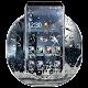 3D Rain Broken Glass Theme Download on Windows