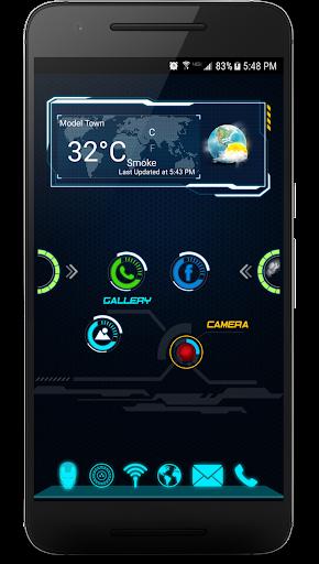Jarvis Arc Launcher - Beta 2.0 screenshots 2