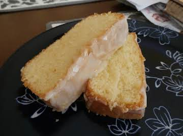 Lemon Cake Bread