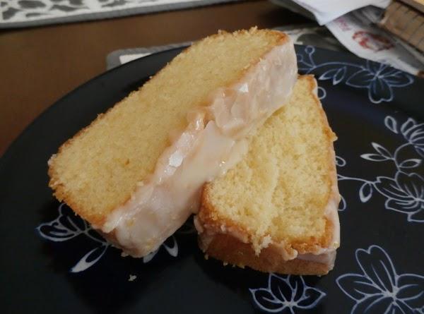 Lemon Cake Bread Recipe