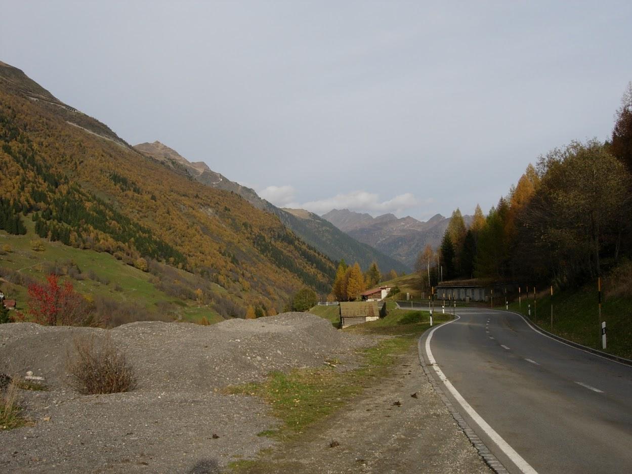 Route du Col du Nufen