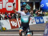 Felix Großschartner heeft de slotetappe in de Tour of the Alps binnengehaald