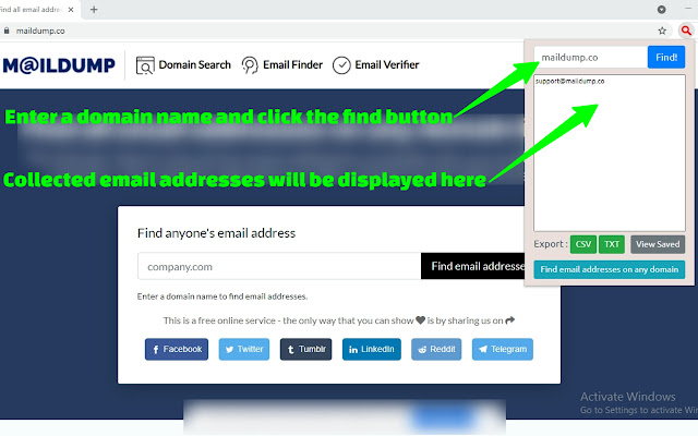 Email Finder