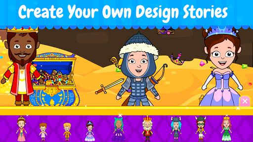 Tizi Town: My Princess Dollhouse Home Design Games 1.1 screenshots 16